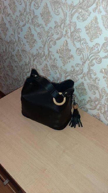 Продаю сумку стильная кожанная брендовая