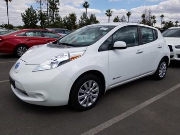 1k satışı - Azərbaycan: Nissan Leaf 2015 | 14361 km
