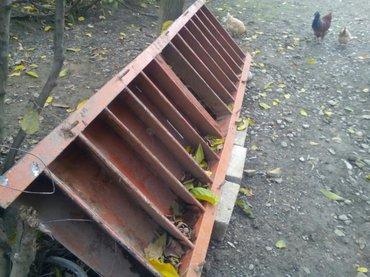 Железное лестница 13 ступенок,железо в Qusar