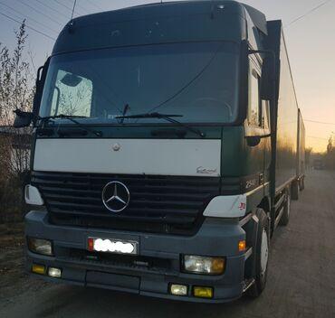 б у диски на авто в Кыргызстан: Продаю фуру Мерседес-Бенц Актрос(2540) Объем двигателя-12