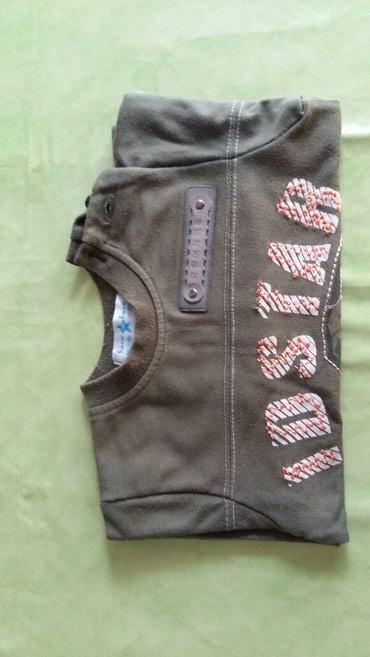 Majica za decake vel. 18M polovna i ocuvana,bez ostecenja - Petrovac na Mlavi
