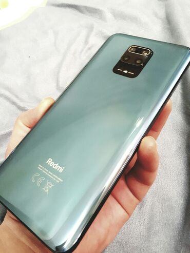 Мобильные телефоны - Бишкек: Б/у Xiaomi Note 9 Pro 128 ГБ Голубой
