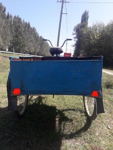 suzuki x 90 в Ак-Джол: 3-х колесный велосипед ручного производства