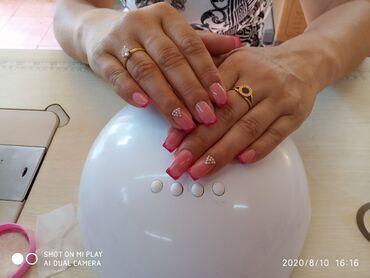 Мода, красота и здоровье в Шопоков: Маникюр шеллак наращивание ногтей на дом все дизайны бесплатно