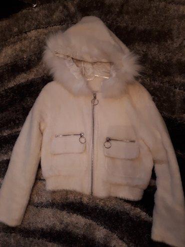 Куртка меховая. Производство Италлия. в Бишкек