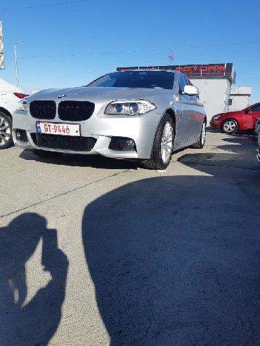 Bakı şəhərində BMW 525 2010- şəkil 6