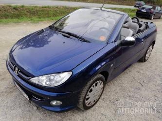 Pumpa za gorivo - Srbija: Peugeot 206 cc Delovipolovni delovi peugeot pezo 271.1 44kw1.4 55kw1.6