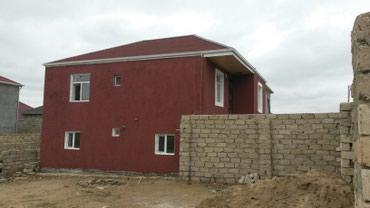 qaracuxurda ev satilir - Azərbaycan: Satış Evlər mülkiyyətçidən: 140 kv. m, 5 otaqlı