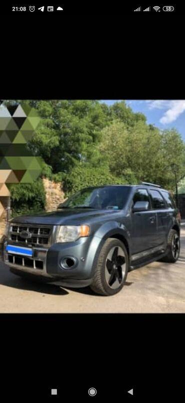 Автомобили - Кыргызстан: Ford Escape 2.3 л. 2008 | 155000 км
