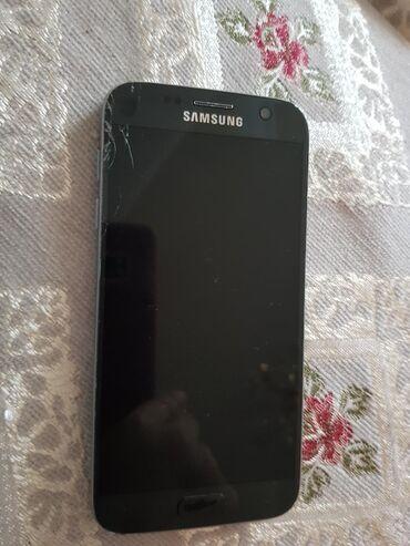 Samsung s 7 - Кыргызстан: Б/у Самсунг s 7. Требуется ремонт Нужно менять экран или дисплей