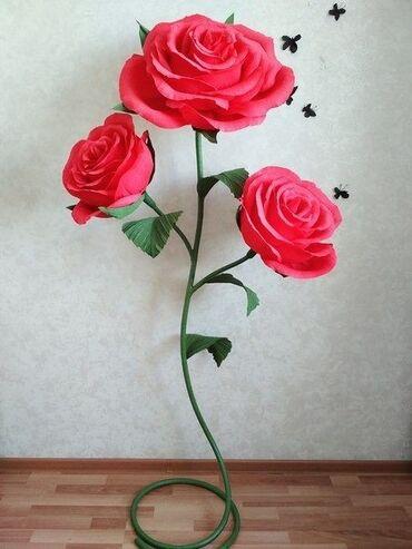 заказать дрон в Кыргызстан: Свитильникти и роза из изалона  Саламатсыздарбы сиздер каалагандай кыл