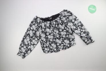 Детский мир - Украина: Підліткова блуза з принтом No Boundaries на вік 16 р.    Довжина: 44 с