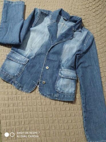 Olu duga haljina x stoji - Srbija: Teksas jaknica X X L