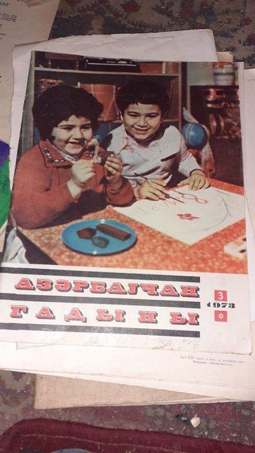 Azerbaijan qadini jurnallari oten essrin