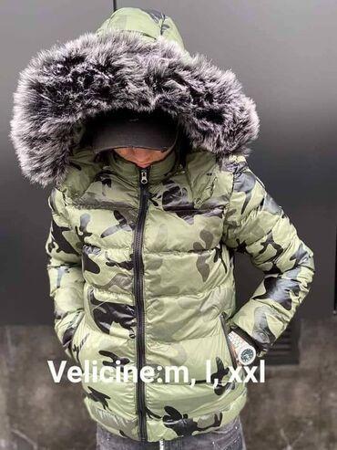 Muska krznena jakna - Srbija: BLACK WEEKENDJos jedna jakna koja je na akciji do kraja vikenda