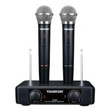 Микрофоны фирмы TAKSTAR