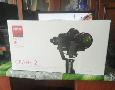 Bakı şəhərində Zhiyun-Tech Crane 2 + Servo Follow Focus Motor.