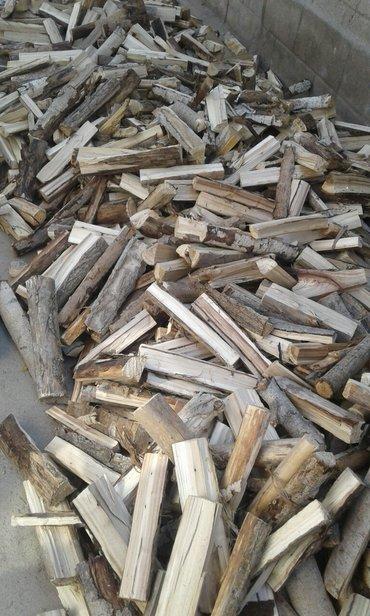 Продаю дрова в мешках 100% сухие. Есть доставка по городу (свыше 10 ме в Бишкек