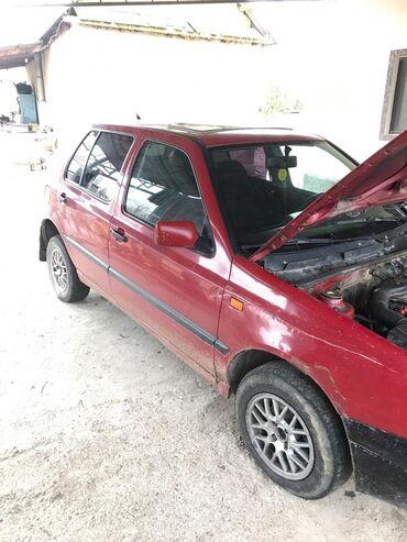 уступки будет в Кыргызстан: Volkswagen Golf 1.6 л. 1994