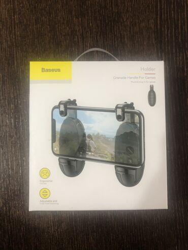 bluetooth наушники p в Азербайджан: Baseus - trigger (PUBG, COD Mobile) alınıb - basuesun rəsmi