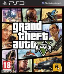 GTA 5 Playstation 3 oyunu в Bakı