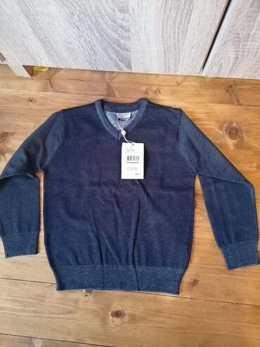 Dečija odeća i obuća - Beocin: Nov džemper za decake, kvalitetan. Veličina 24-30meseci