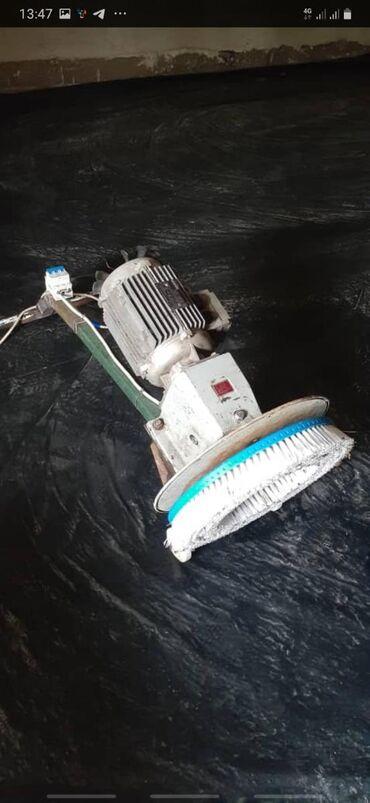 в Токтогул: Роторная машинка