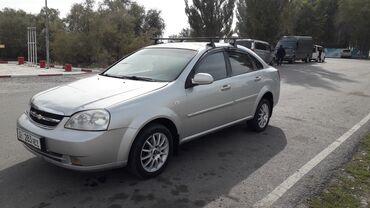 Chevrolet - Кыргызстан: Chevrolet Lacetti 1.6 л. 2008   253000 км