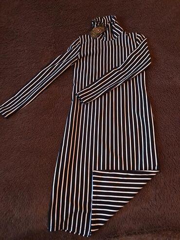 черное кружевное платье в пол в Кыргызстан: Продам новое платье с этикеткой, брала себе не подошло, размер 46-48