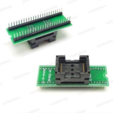 Bakı şəhərində Адаптер TSOP48 RT-TSOP 48-40-32 RT809H TNM5000