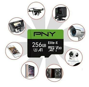 mikro kart qiymetleri - Azərbaycan: PNY Mikro SD kart 256 Gb. Yenidi watsapp akdivdi