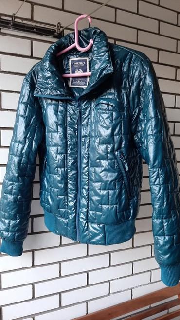 TImeout ženska jakna xl veličina prelepa tamno zelene boje očuvana