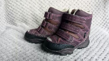 Dečije Cipele i Čizme | Sevojno: Tople ocuvane cizmice za devojcicu broj 21