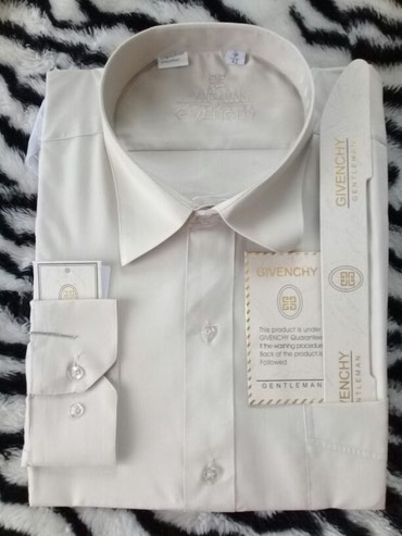 Мужская рубашка. не подошла по в Лебединовка