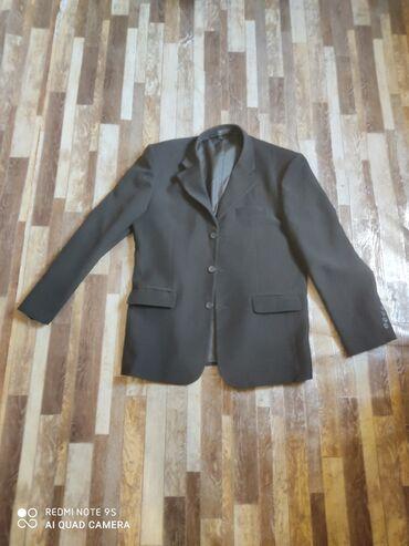 Продаю пиджак мужской, бренд ocean, цвет чёрный, классика