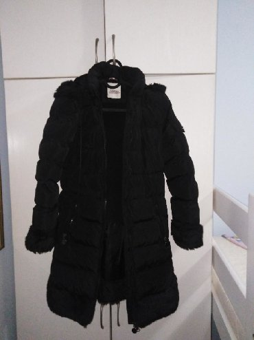 Zimske jakne modeli - Srbija: Decija zimska jaknaduzi modelpostavljena velicina 134,od 8 do 10