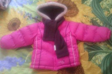 Продаю теплую зимнюю курточку на в Бишкек