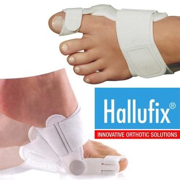 Ортопедическая шина HALLUFIX  в Бишкек