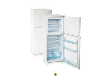 Электроника - Ош: Б/у Двухкамерный | Белый холодильник Бирюса