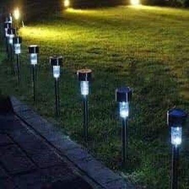 Ostalo za kuću | Barajevo: Set Solarnih Lampi 6 komadaSamo 1699dinara.Porucite odmah u Inbox