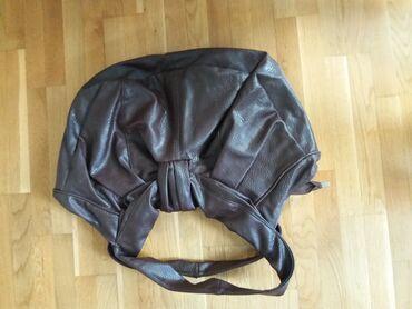 Braon torba, bez ostecenja