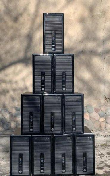 системный блок i5 в Кыргызстан: Продаю системные блоки HP Intel Core i5-4430 (четвертого