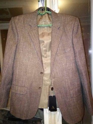 Мужской пиджак новый 50-52 в Бишкек