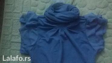 Nova plava majica od tila vel M - Leskovac