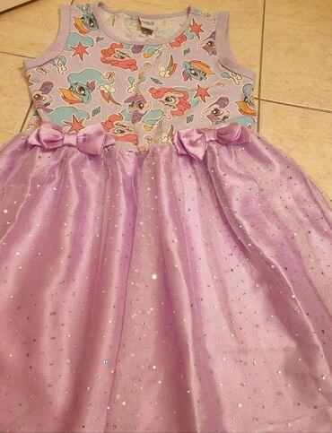 My LITTLE PONY moj mali poni prelepa haljina za devojcice. Dole je