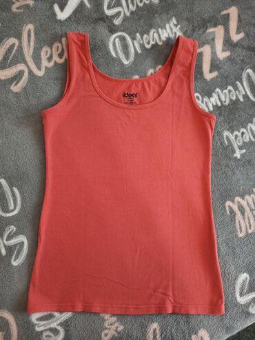 Majica na siroke bretele ( Ideal ) Velicina S Bez ostecenja