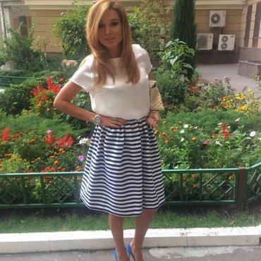 юбка в полоску размер: s в Бишкек