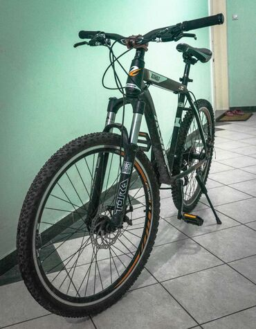 Oze i posebno jedna - Srbija: Prodajem mountine bike Mehaničke disk kočnice Nove pedale sedište