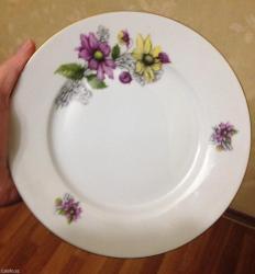 Bakı şəhərində Продаются 6 тарелок, производство Чехия
