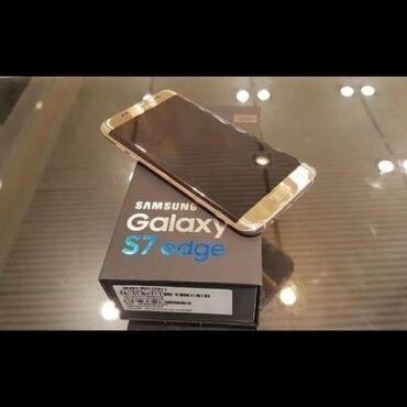 s 6 edge - Azərbaycan: Samsung S7 Edge 32GB